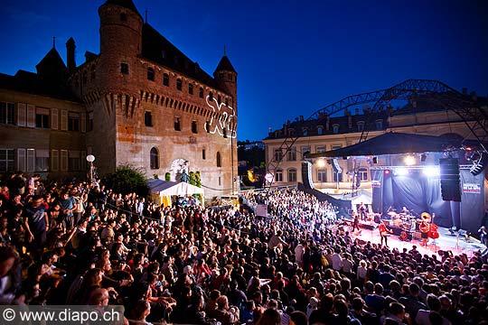 Festival de la Cité, Lausanne
