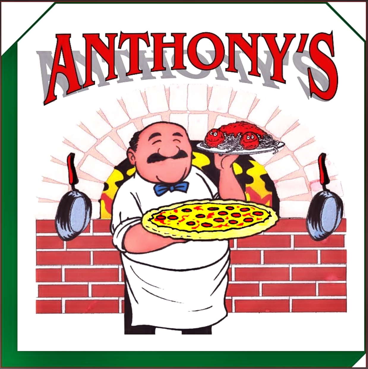 Anthony's Pizza And Pan Pasta