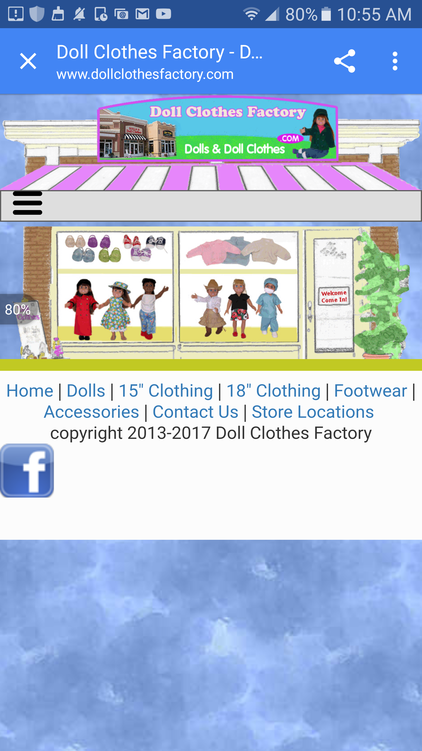 Doll Clothes Factory