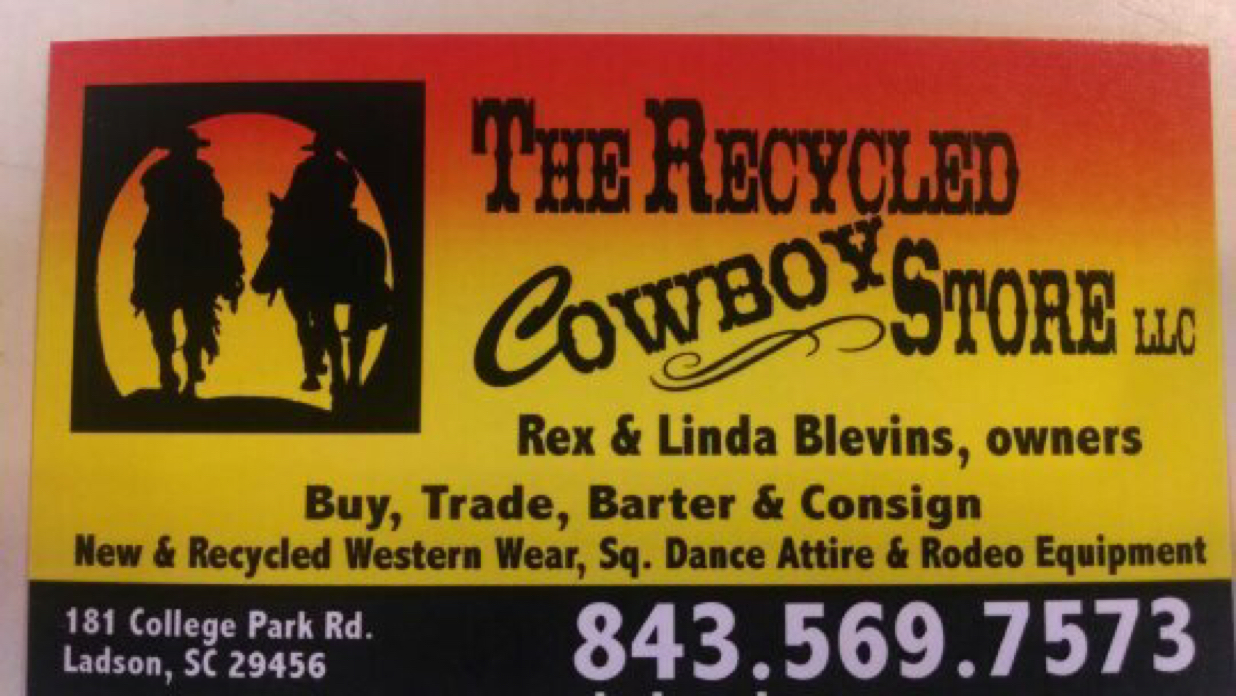 Recycled Cowboy