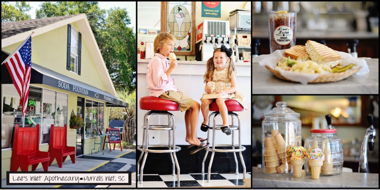 Lee's Inlet Soda Fountain