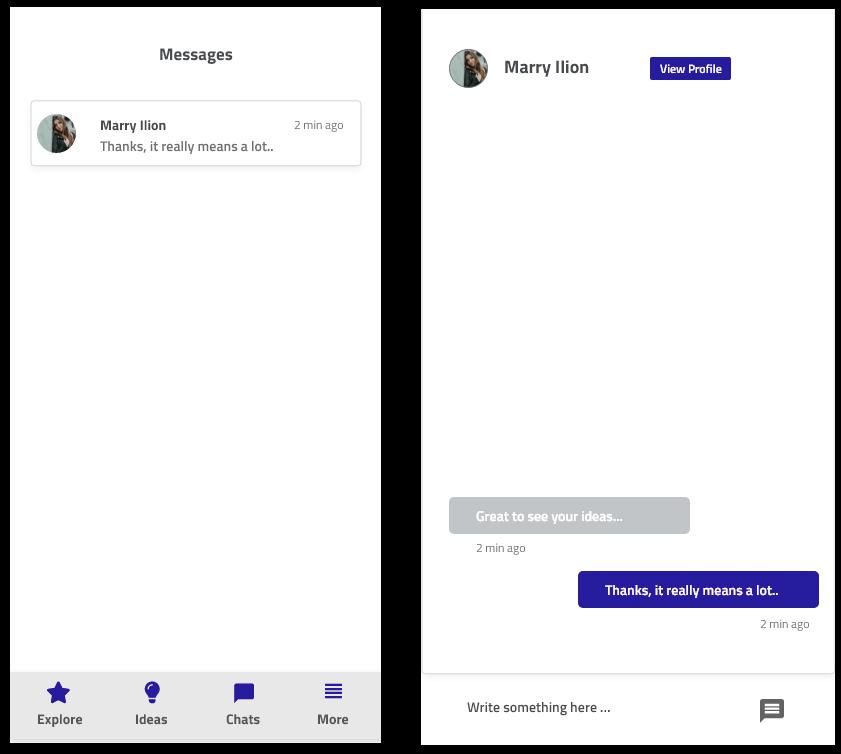 Sheharyar Trench Block - Blockfolio Clone App | Images 2