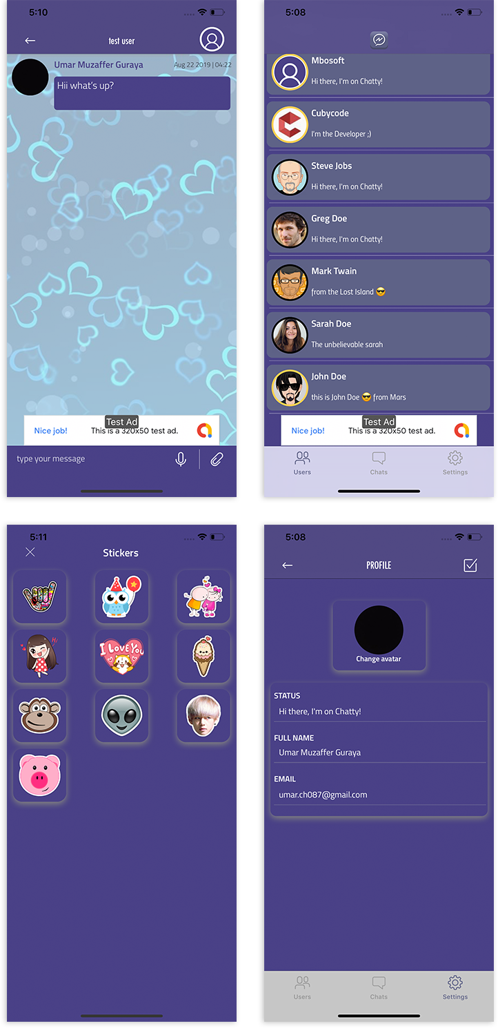 Chatty | Preview Image