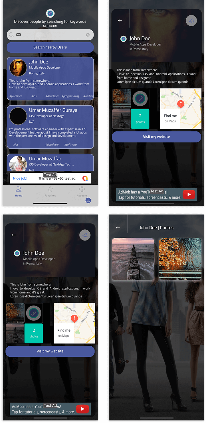 FindMe   Preview Image
