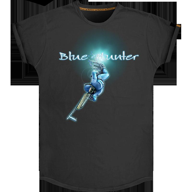 BLUE HUNTER T-SHIRT-BHT06