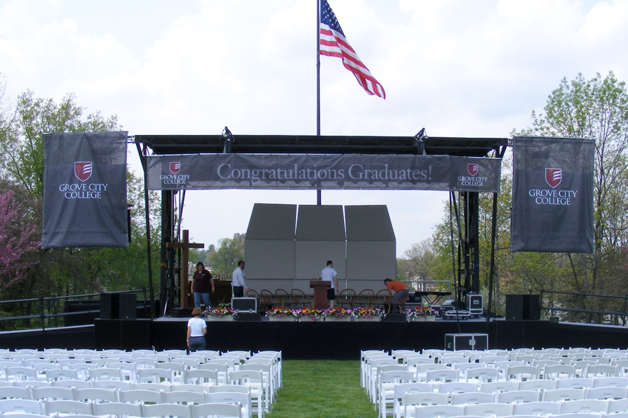 Grove City, PA / SL-250 Mobile Stage
