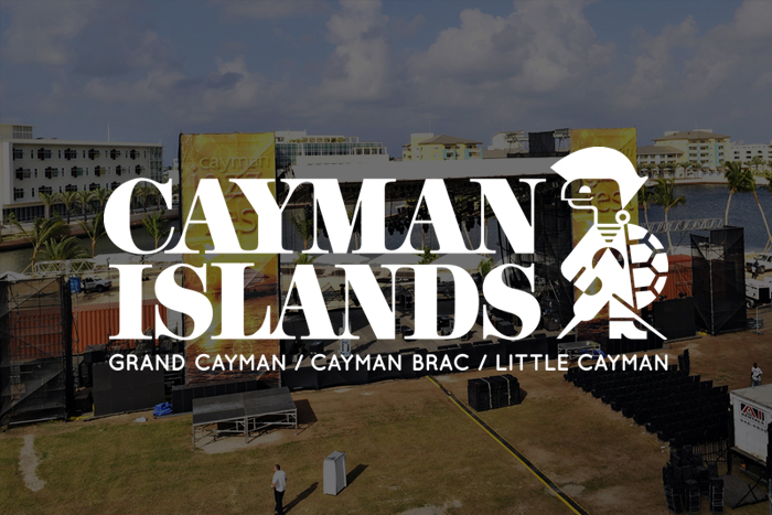 Cayman Islands / Hercules Grid with Scaffold Wings