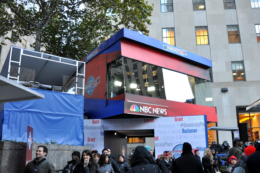 New York, NY / NBC Press Platform