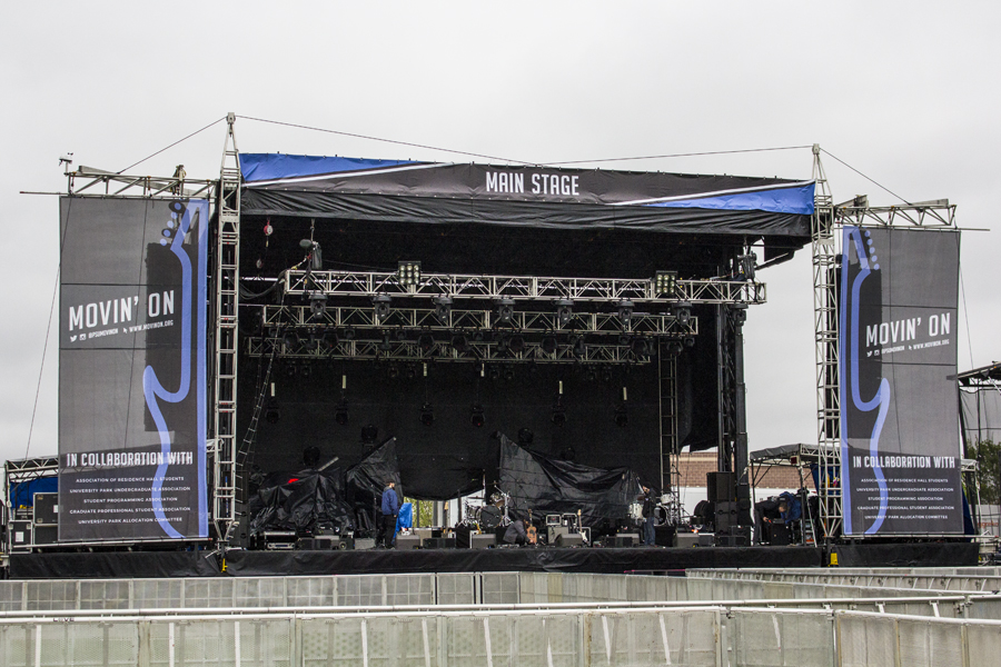 University Park, PA / SAM-550 Main Stage