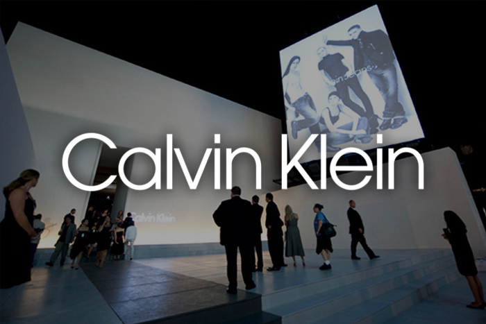 New York, NY / Calvin Klein 40th Anniversary
