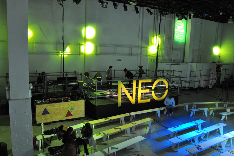 New York, NY / ADIDAS NEO Fashion Show