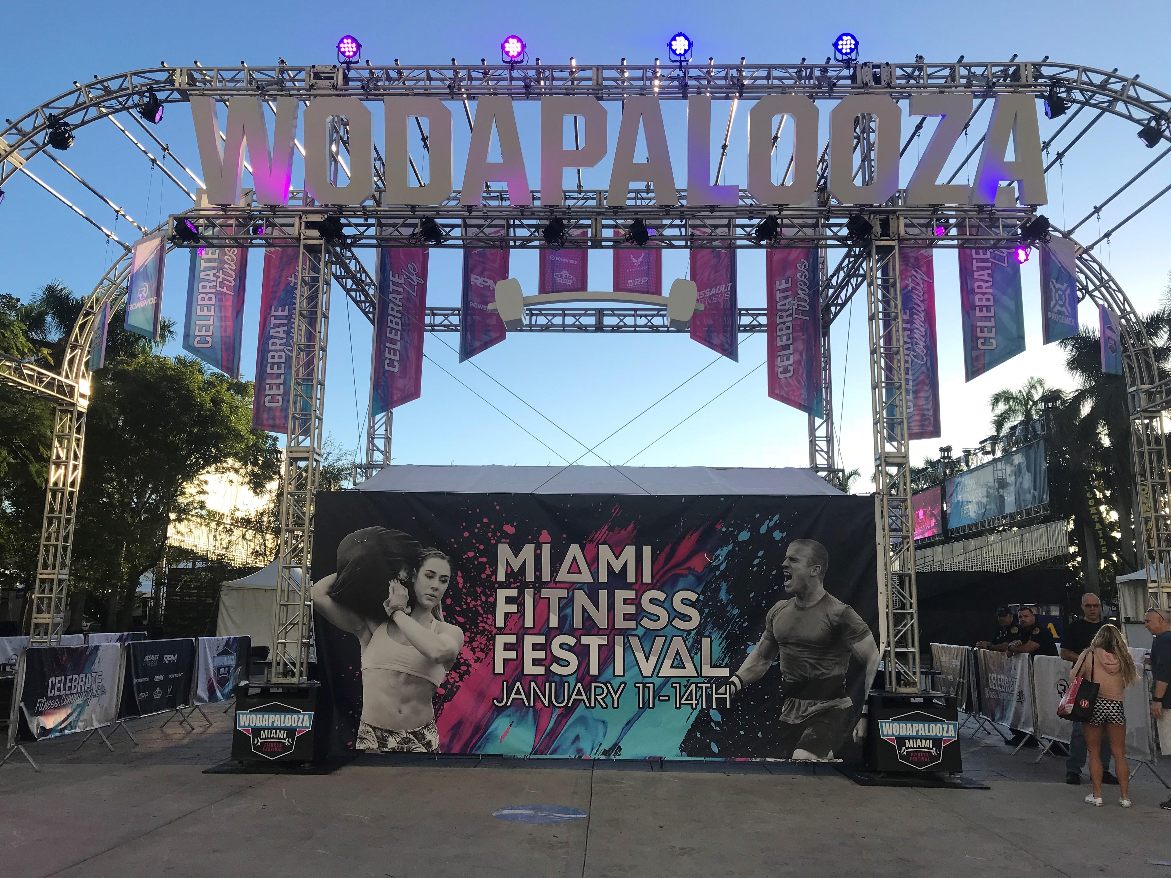 Miami, FL / Custom Entranceway, 2019