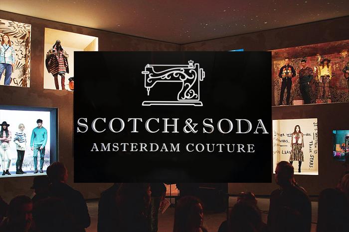 New York, NY / Scotch & Soda Fall Fashion Show