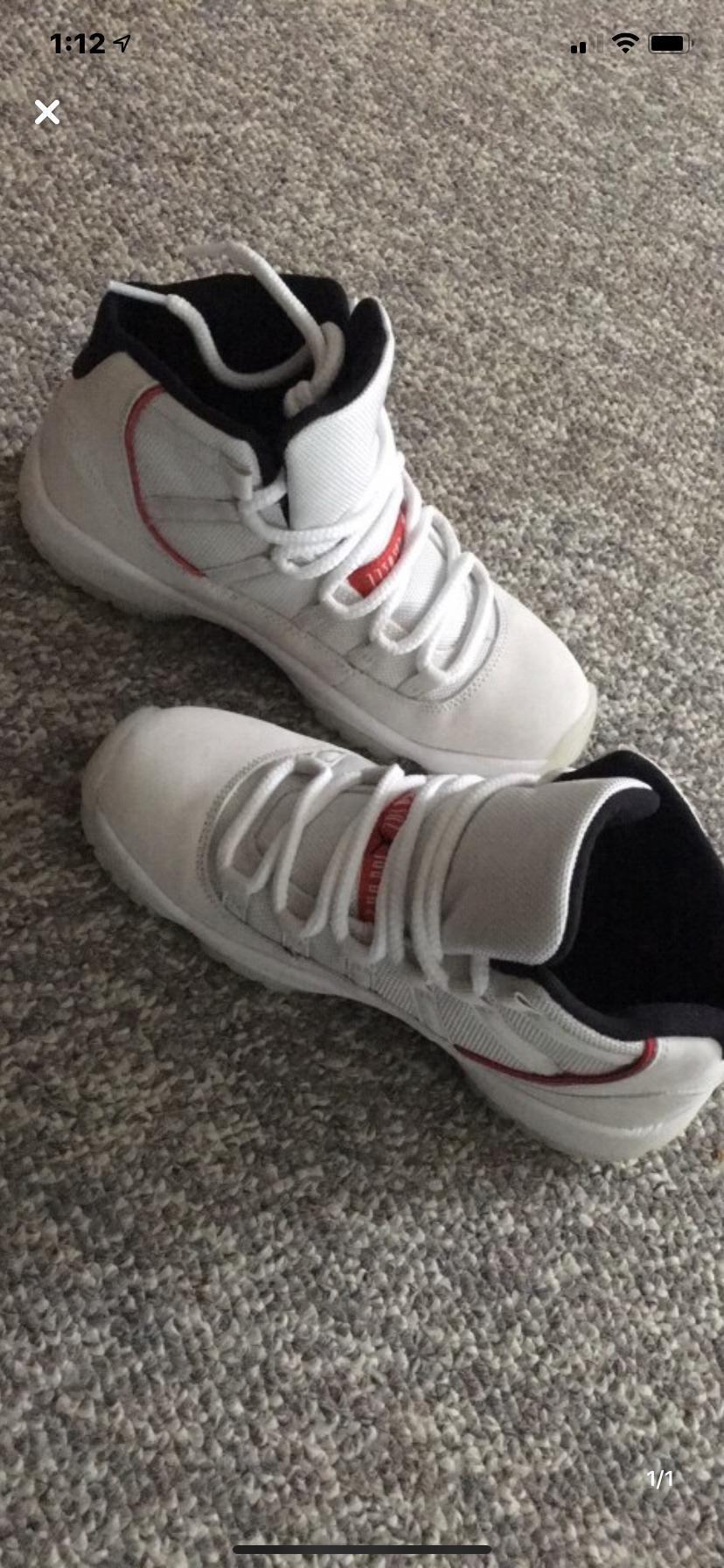 Air Jordan - $220 - Size 4.5