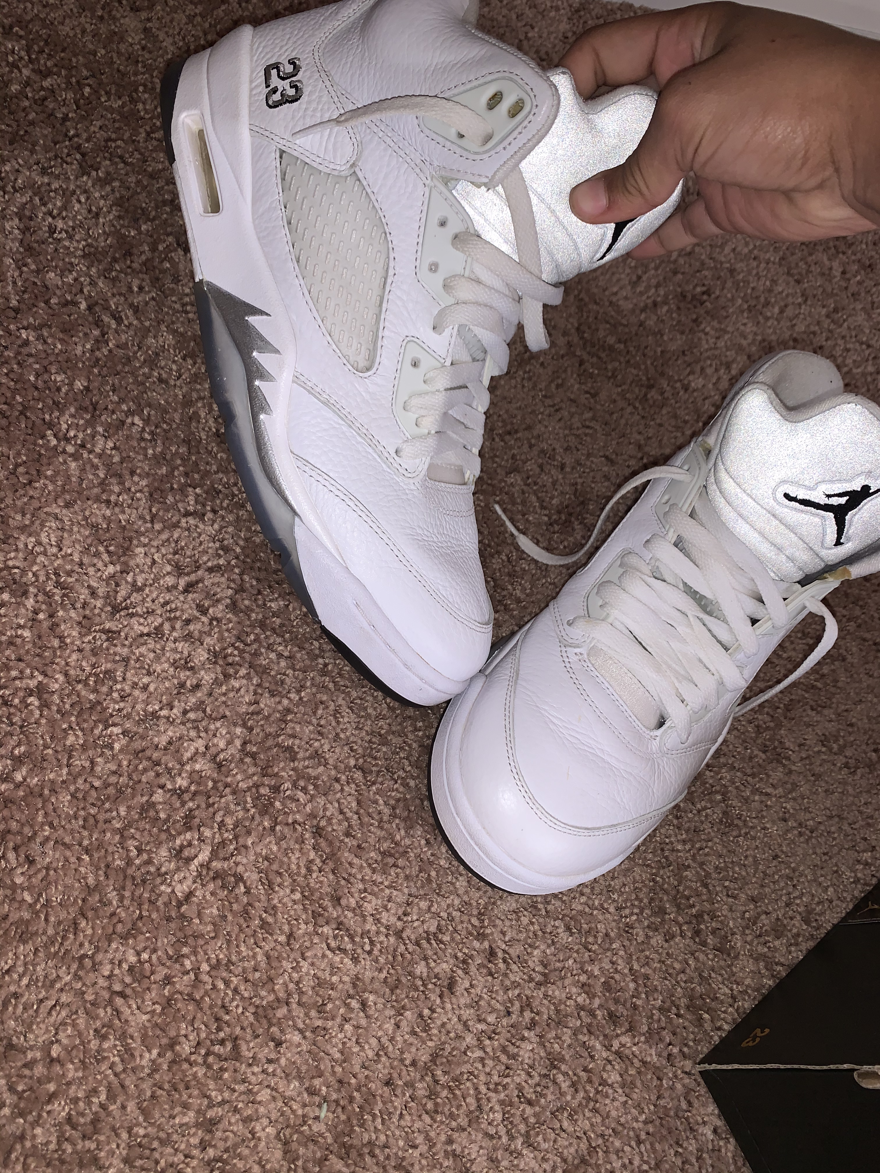 Air Jordan - $200 - Size 9.5
