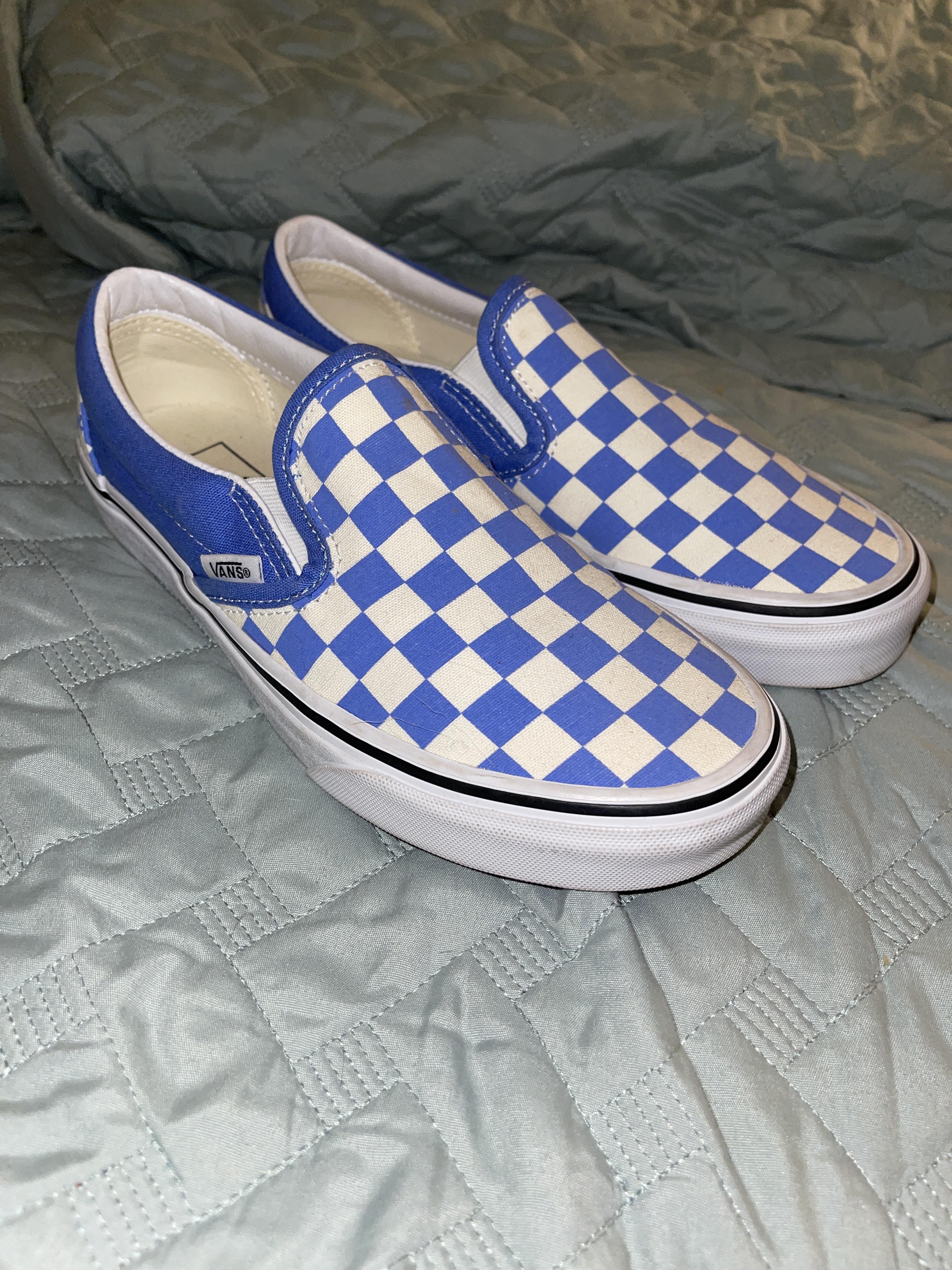 Vans - $60 - Size 7