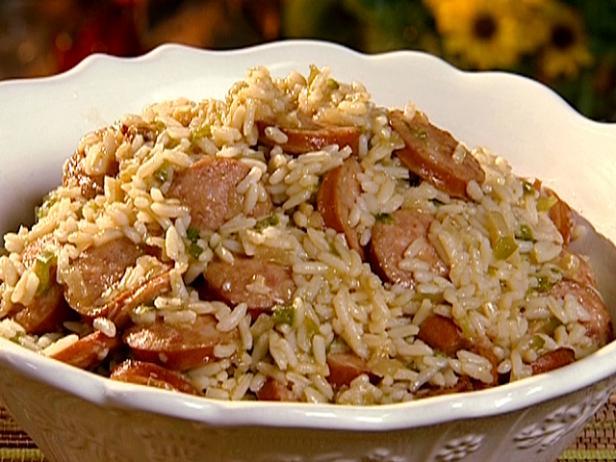 Dirty Rice with Smoked Sausage