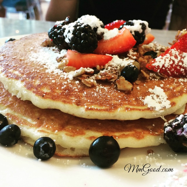 A Light & Fluffy Pancake That Tastes Amazing With A Secret Ingredient!