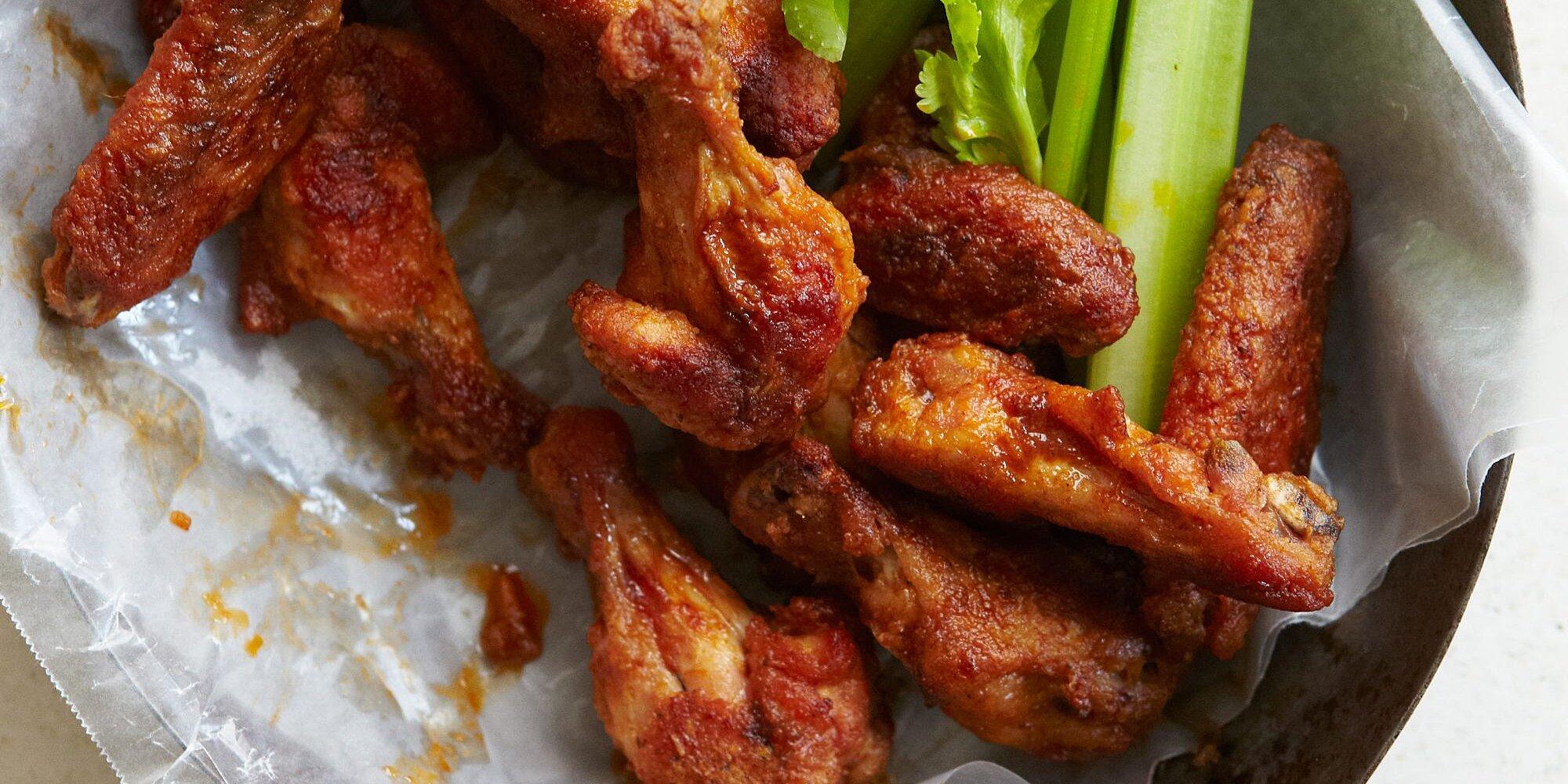 Old Bay Hot Wings Recipe