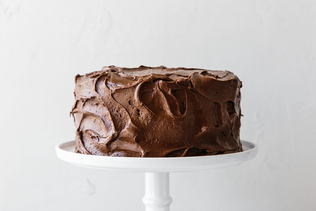 Amazing Paleo Chocolate Cake