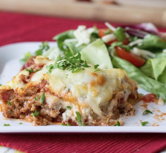 Italian Lasagna - Bing