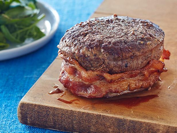 Bacon-Wrapped Filet