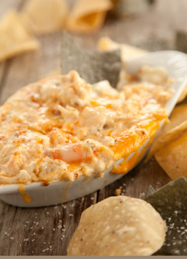 Shore Is A Good Thing Seafood Dip