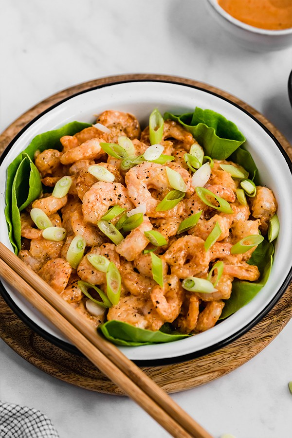 Bang Bang Shrimp (Paleo, Whole30, Aip) - Unbound Wellness Bang Bang Shrimp (Paleo, Whole30, Aip)