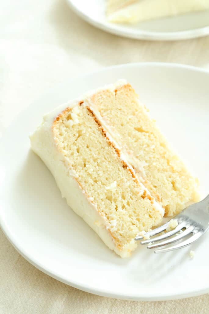 The Very Best Gluten Free Vanilla Cake Recipe   Great Gluten Free Recipes For Every Occasion.
