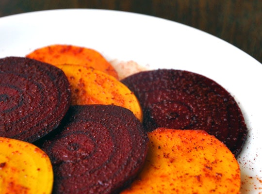 Recipe: Quick Beets With Chile And Lemon