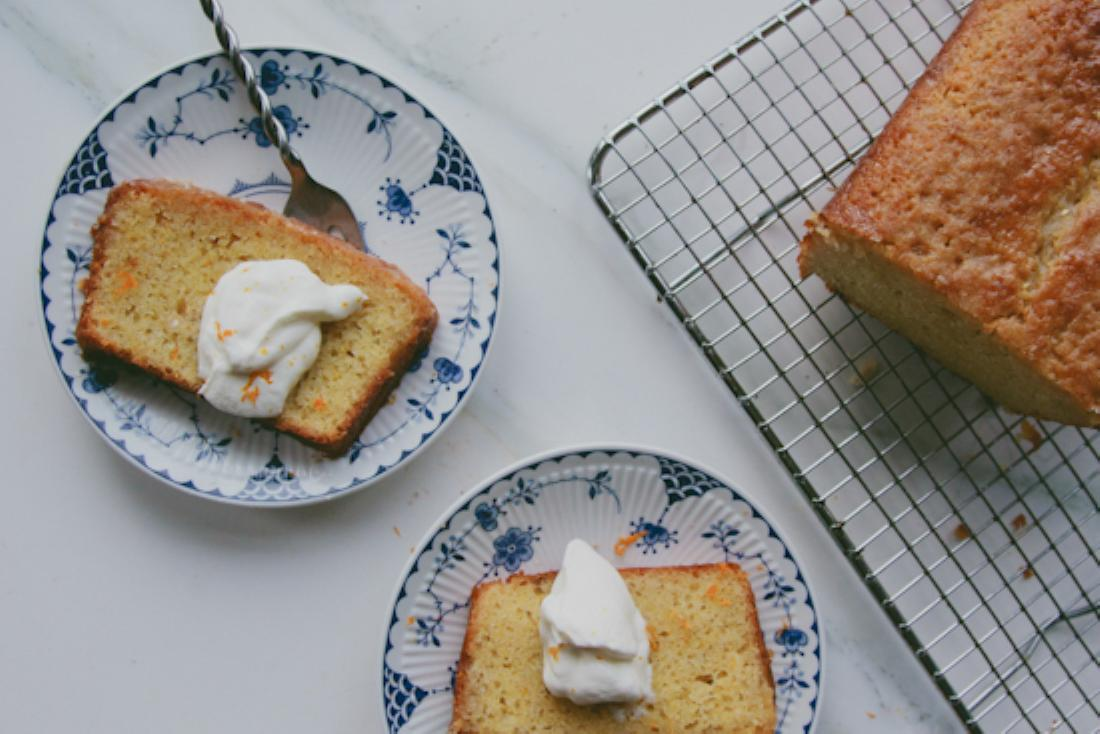 Bitter orange and olive oil cake recipe | Online Food Blogger