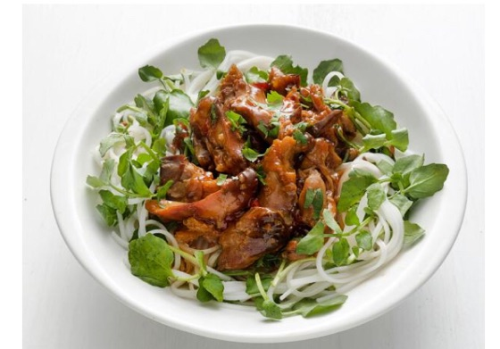 Slow-Cooker Soy-Citrus Chicken