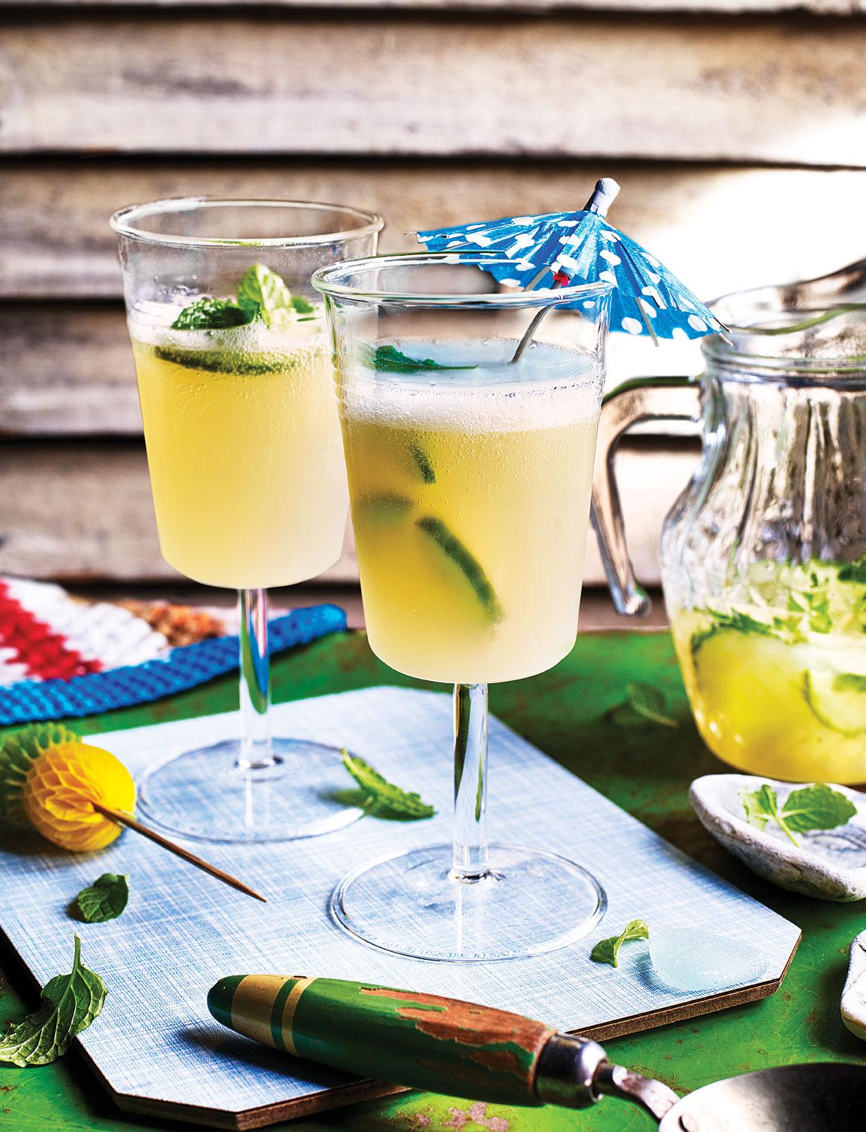 English Garden Cocktail Recipe