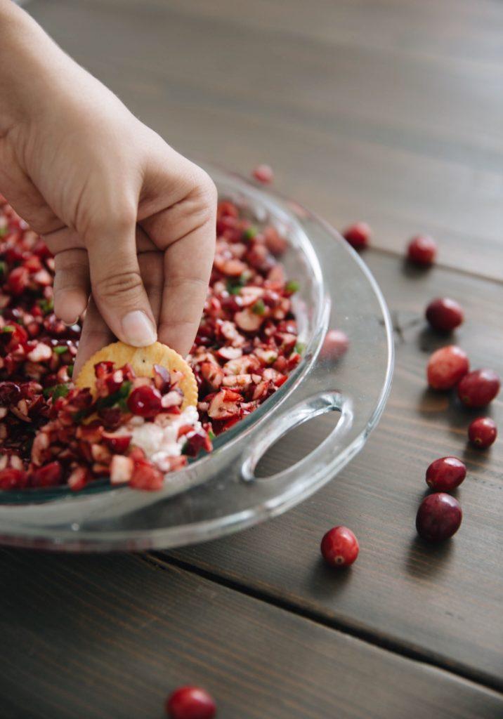 Cranberry Jalapeño Dip