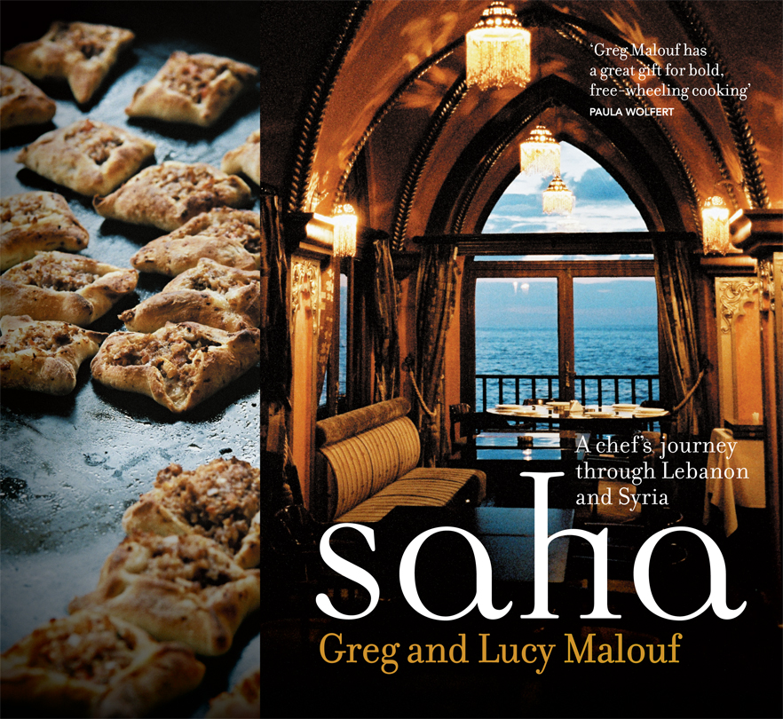 Manoushi Bread Dough Recipe From Saha By Greg Malouf