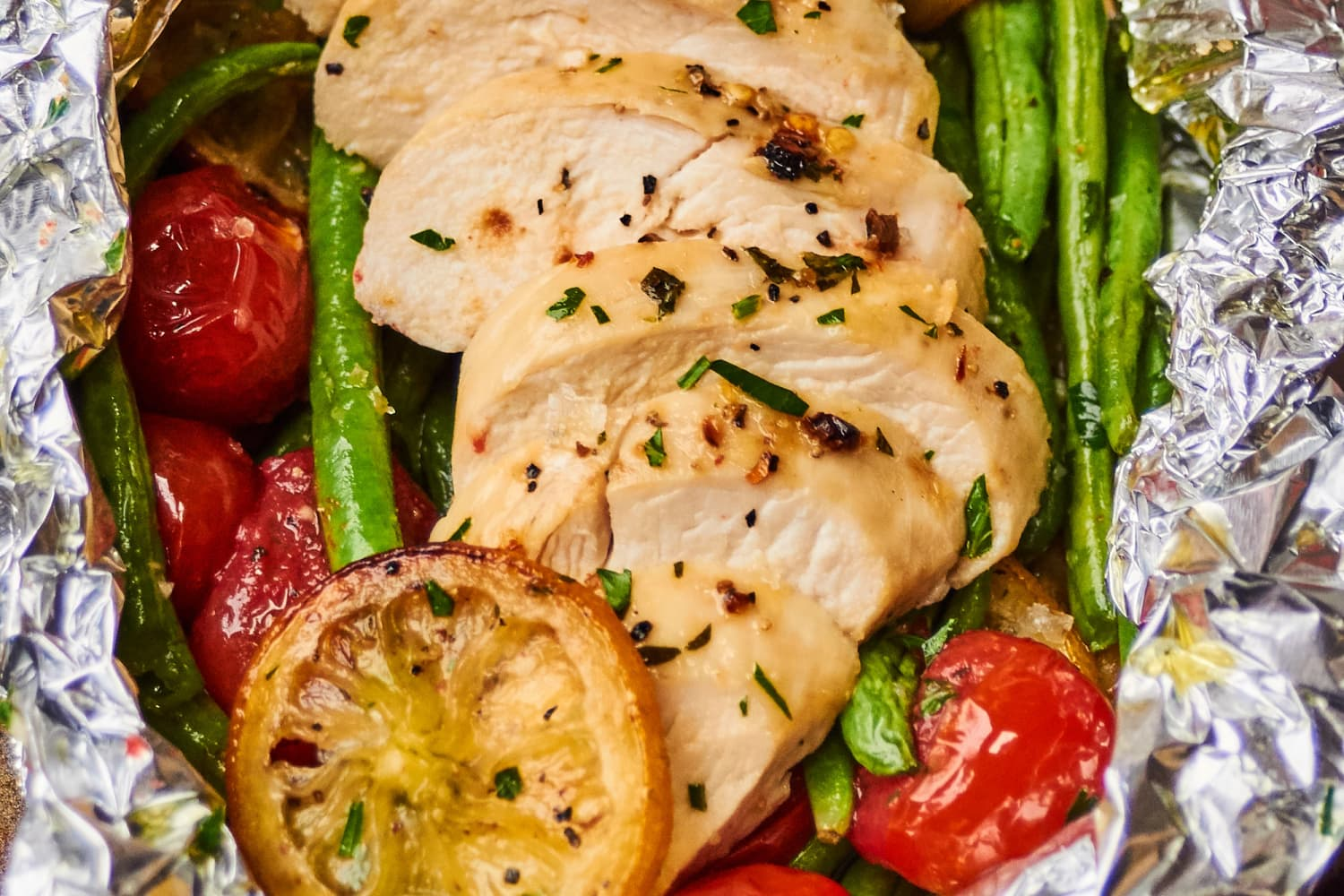 Lemon Garlic Chicken Breasts Are Ready In 30 Minutes