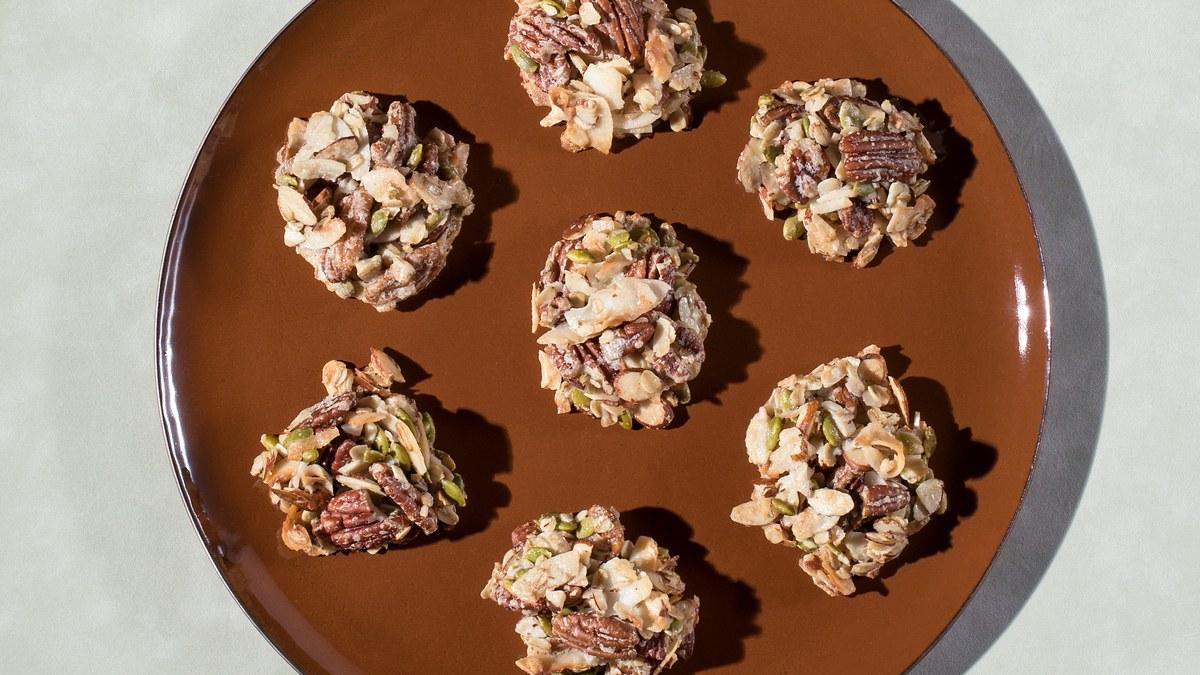 Granola Cluster Cookies Recipe