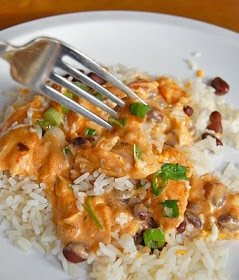 Salsa Chicken (Slow Cooker)