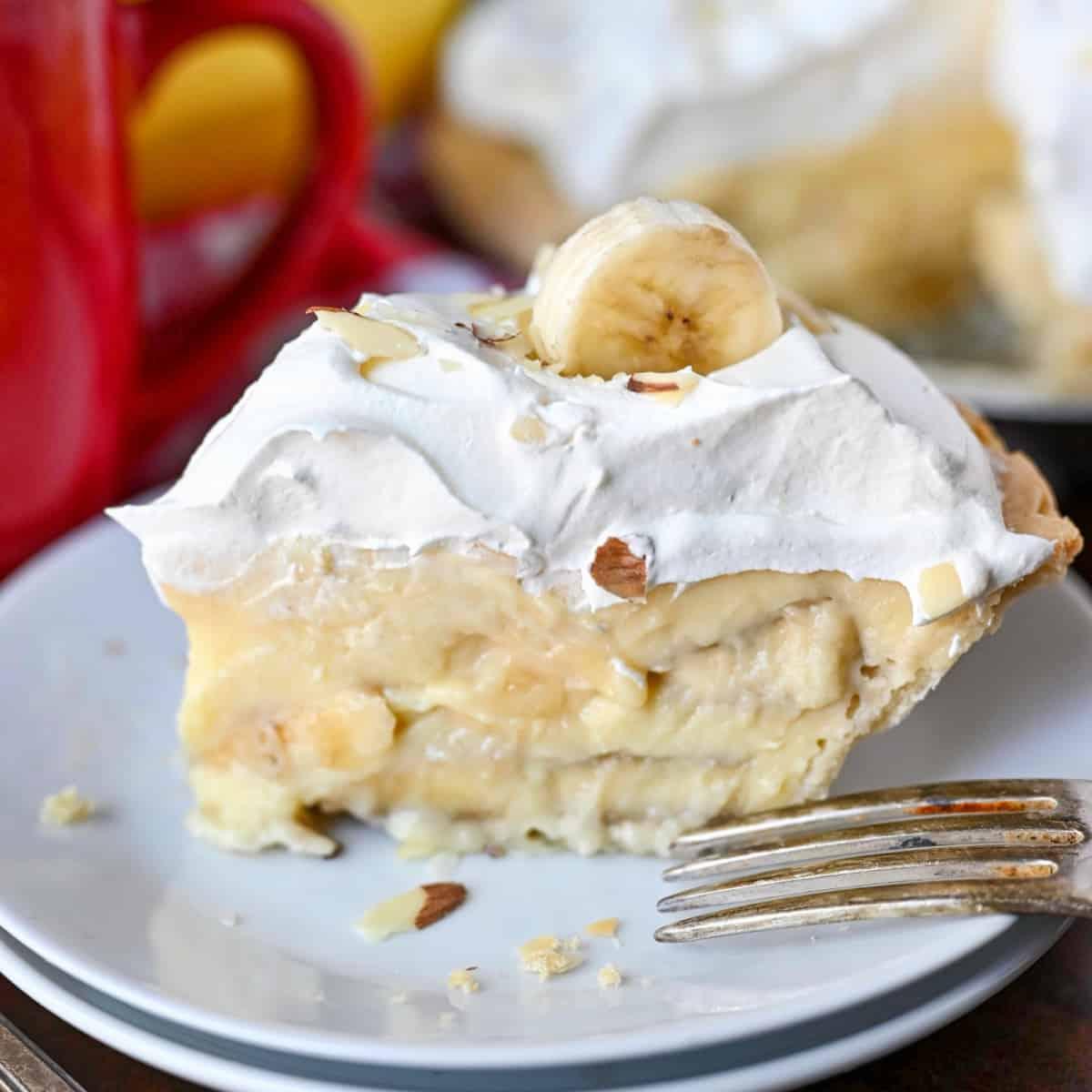 Pie: Banana Cream