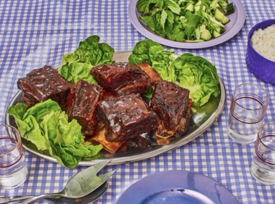 Red Cooked Beef Short Ribs