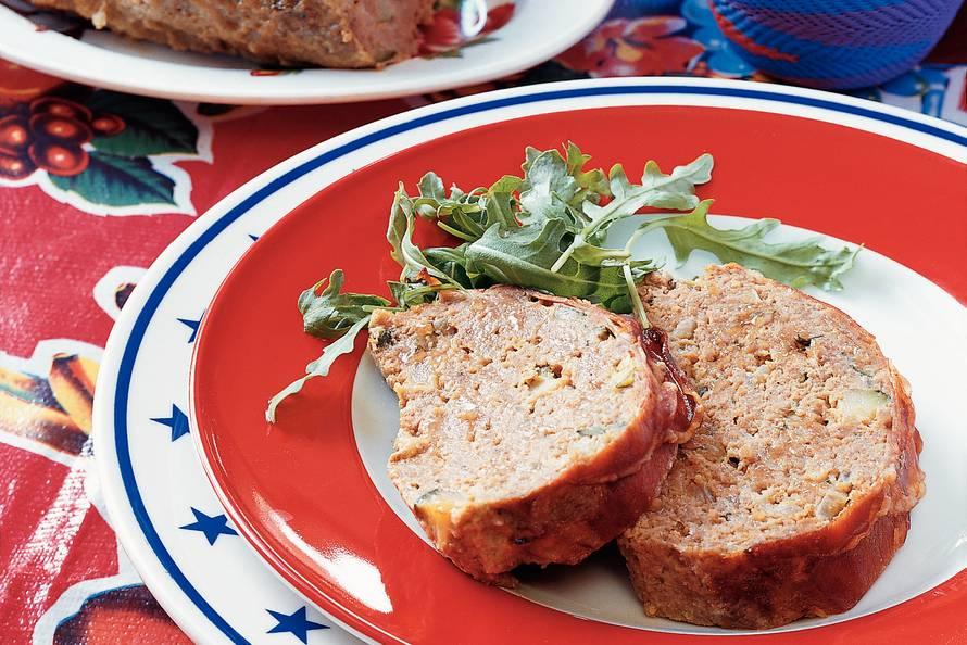 Gehaktbrood Met Mosterdmayonaise - Recept - Allerhande