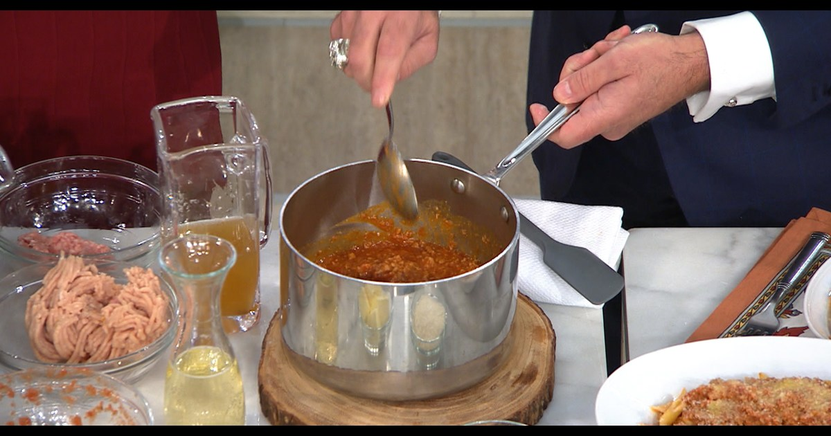 Best Beef And Chicken Bolognese