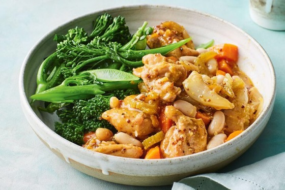 Healthy Apricot Chicken