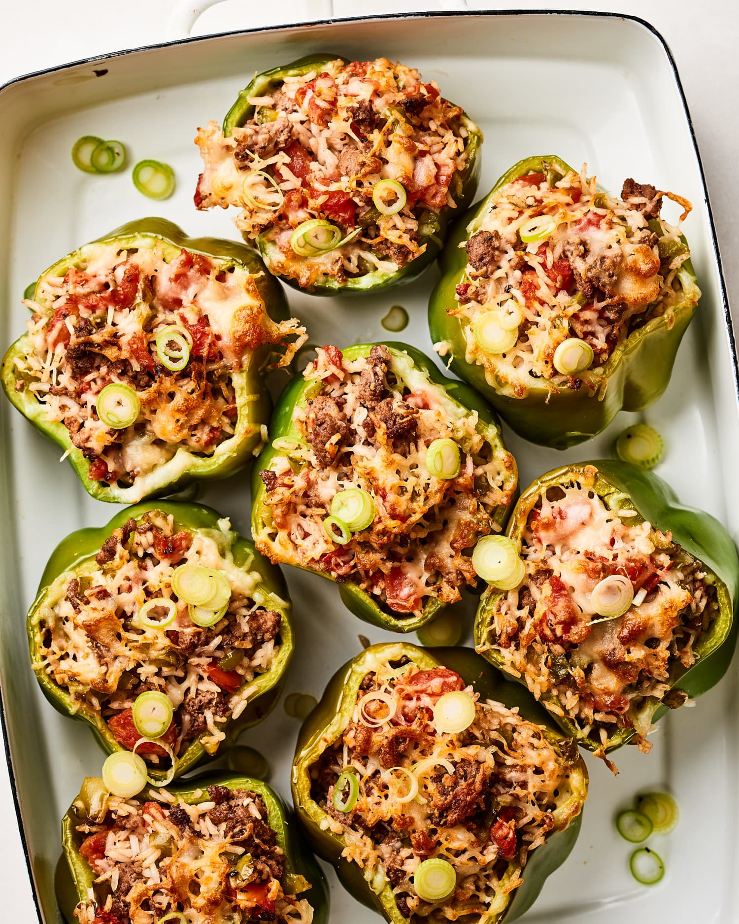 Stuffed Peppers Are an Easy Weeknight Win