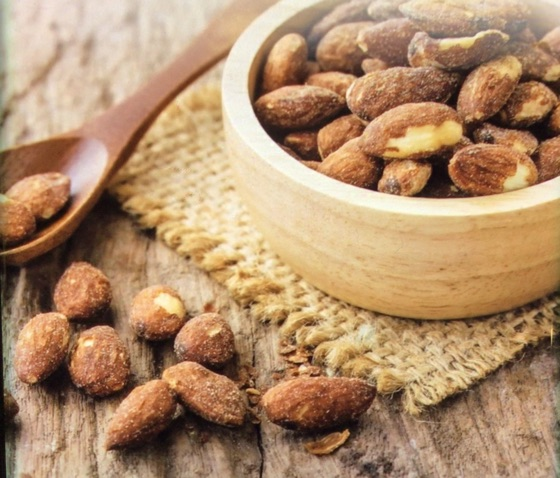 Roasted Almonds