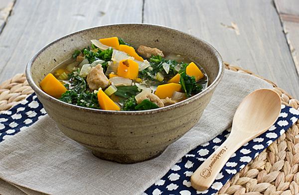 Kale & Butternut Squash Stew