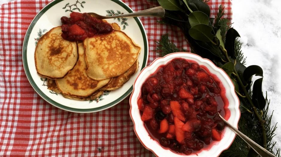 Spekulatius-Pancakes