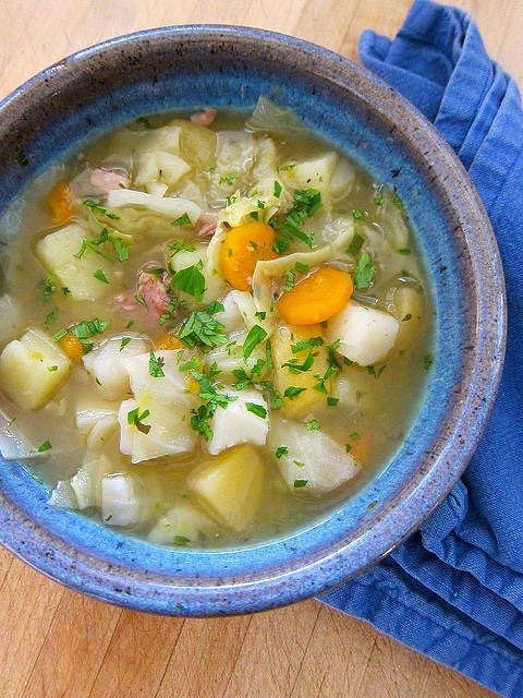 Kjötsúpa — Icelandic Lamb Soup – Diary Of A Tomato