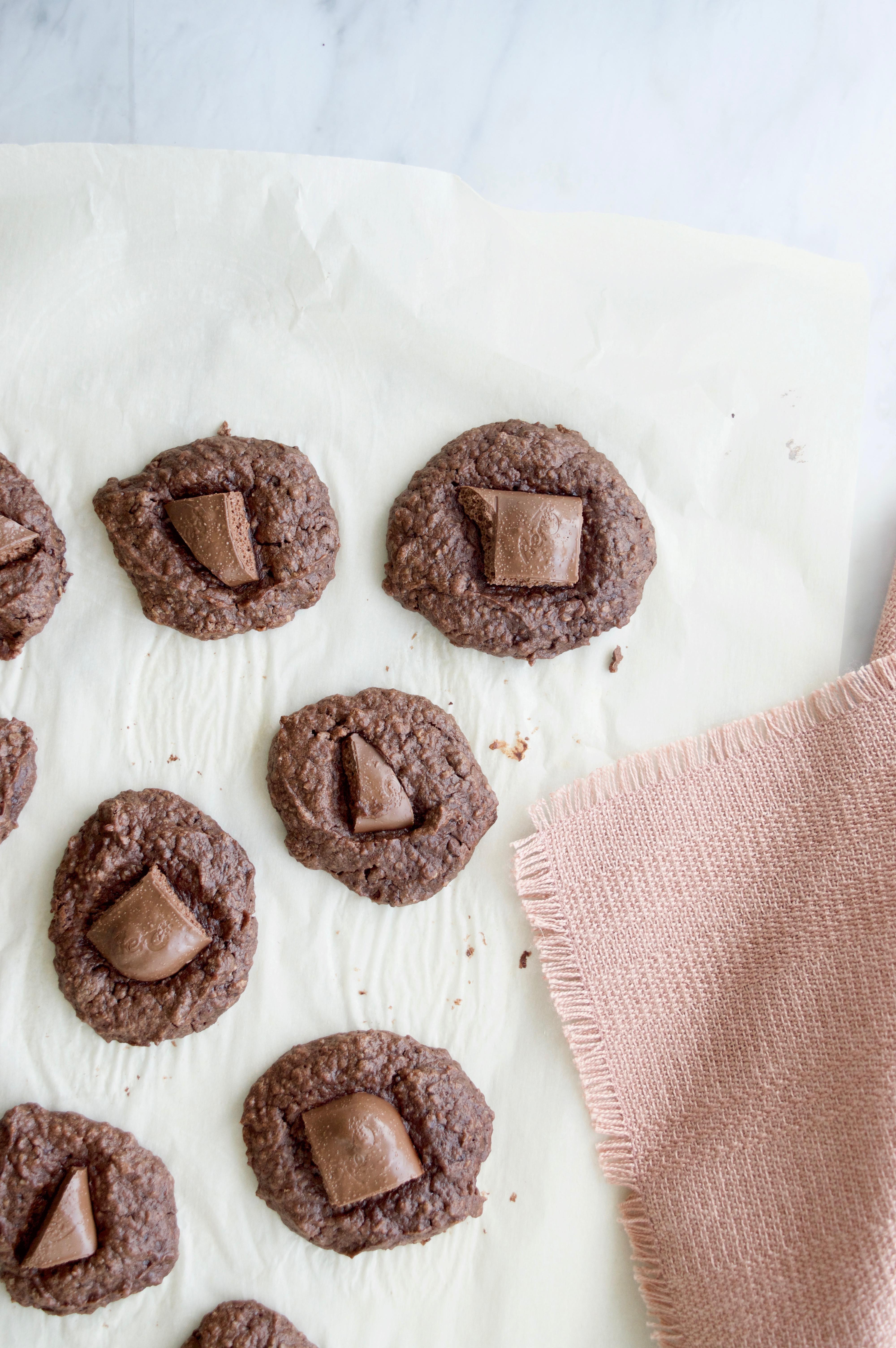 Galettes Faciles Au Chocolat | Recettes Nutritives | Petite Douceur