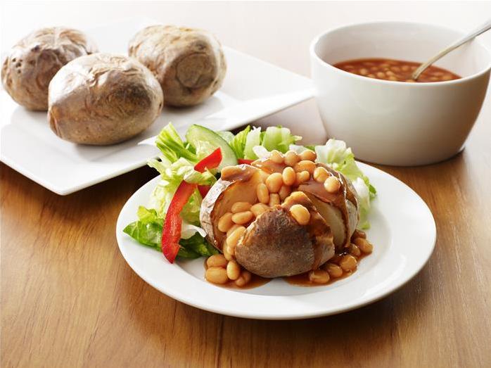 Healthy Baked Potato Recipe